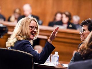 Pics: Hearing for SCOTUS nominee Kavanaugh