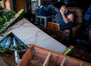Dozens still missing after hurricane