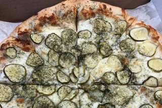 For National Pickle Day, how about pickle pizza?